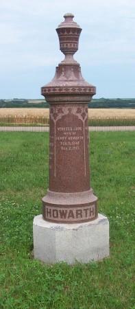 Henry Harry Howarth