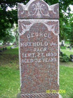 George August Conrad Huxhold