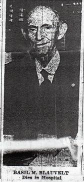 Basil McDuff Blauvelt