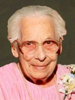 Inez Augusta <i>Schultz</i> Birney Osterhoff