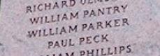 Sgt William Parker