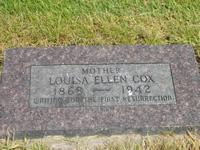 Louisa Ellen Cox