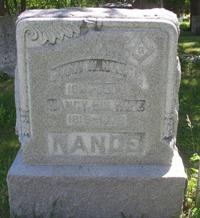 Nancy <i>Simmons</i> Nance