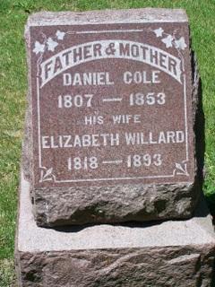 Elizabeth <i>Willard</i> Cole