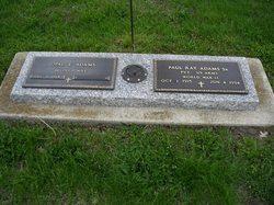 Opal E. <i>Riley</i> Adams