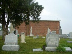 Teegarden Congregational Christian Church Cemetery