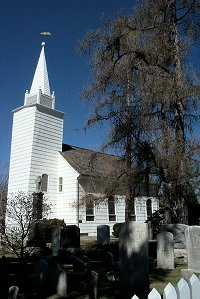 Caroline Churchyard