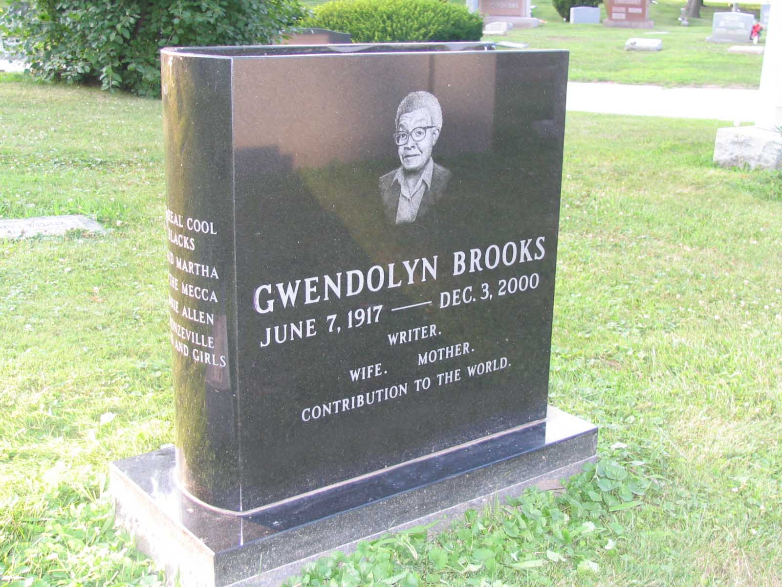 Gwendolyn Brooks death