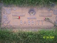 Evlyn L Babbitt