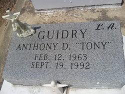 Anthony D Tony Guidry