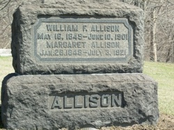 Margaret <i>Bixler</i> Allison