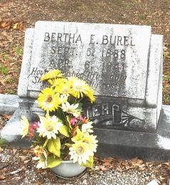 Bertha E. Burel