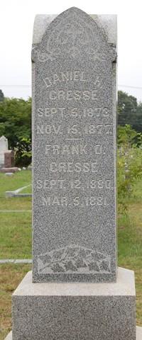 Frank D Cresse