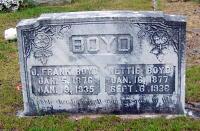 Mary Annette Nettie <i>Walker</i> Boyd