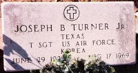 Sgt Joseph Barton J. B. Turner, Jr