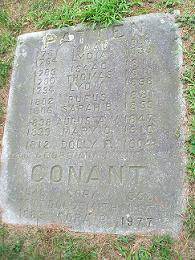 Cora <i>Butler</i> Conant
