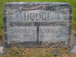Carma <i>Bair</i> Hodge
