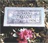 Kizzie Ann Kisann <i>Sutton</i> Taylor