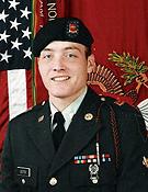 Sgt Justin M. Estes