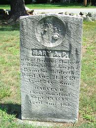 Mary Ann P. <i>Hildreth</i> Blodgett
