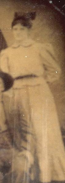 Ida Margaret Idy <i>Chenoweth</i> Abercrombie