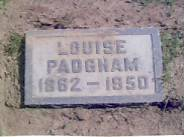 Louise <i>Mansfield</i> Padgham