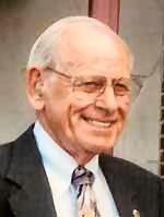 Rev Orval Paul Ray