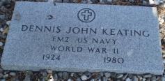 Dennis John Keating