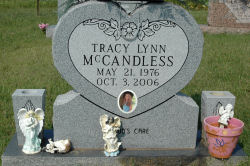 Tracy Lynn <i>Copas</i> McCandless