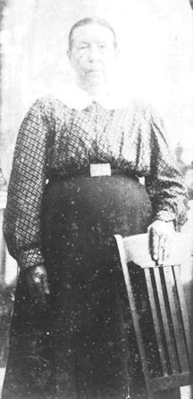 Eliza Elizabeth <i>Meadows</i> Hudnell