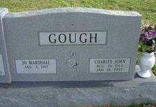 Jo <i>Marshall</i> Gough