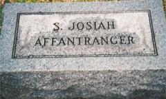 Sophara Josiah Affantranger