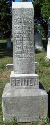 Margaret Pennypacker <i>High</i> Benton