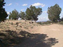Poncha Springs Cemetery