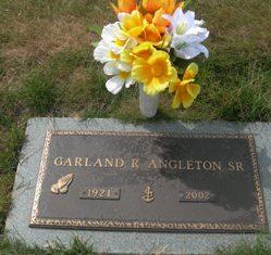Garland Robert Angleton