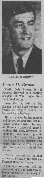 V. Dale 'Squeakie' Brown