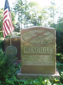Nicholas J Menutole