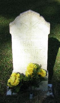 Sarah Elizabeth <i>Byrd</i> Ainsworth