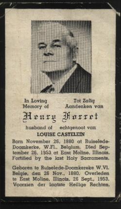 Henry Forret