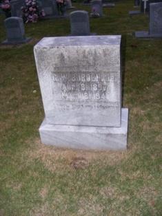 Gaines William Burden