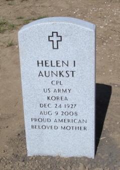 Helen Irene Aunkst