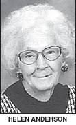Helen L <i>Fields</i> Anderson