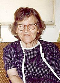 Helen Arkie <i>Gailey</i> Donahew