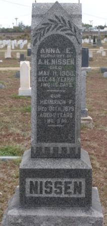Anna E. Nissen