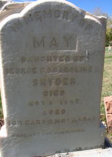 May Snyder
