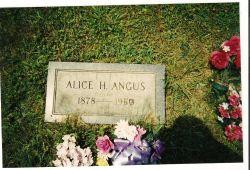Alice Harriet <i>Daily</i> Angus