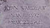 John Wardlaw Thompson