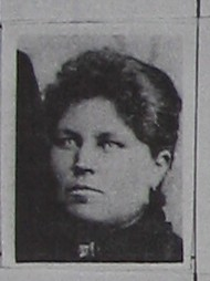 Susannah <i>Newby</i> Lisonbee