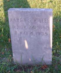 Aaron S Miller