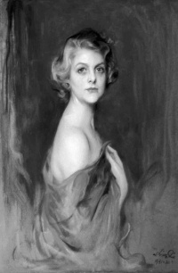 Gladys Moore <i>Vanderbilt</i> Sz�chenyi